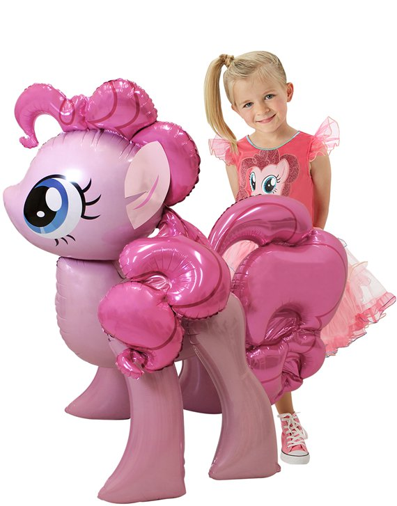 My Little Pony Airwalker Ballon 119cm