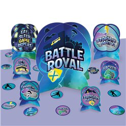 Battle Royal - Tischdeko Set
