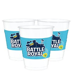 Battle Royal - Plastikbecher 473ml