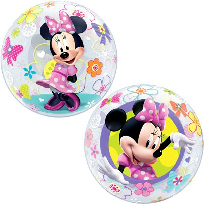 Minnie Maus Schleifen-Boutique Folienballon 56cm