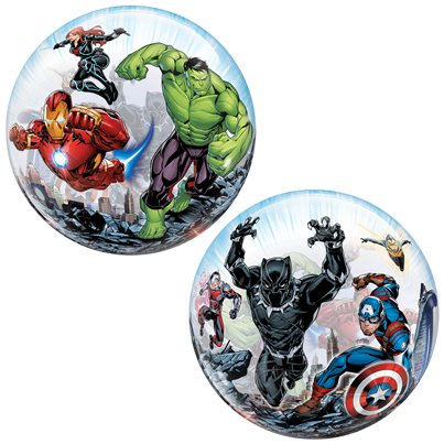 Avengers Bubble-Ballon 56cm