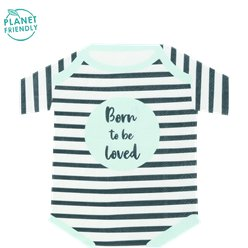 Born To Be Loved - Papierservietten im Stramplerdesign 25cm