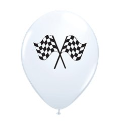 Grand Prix - Luftballons aus Latex 28cm
