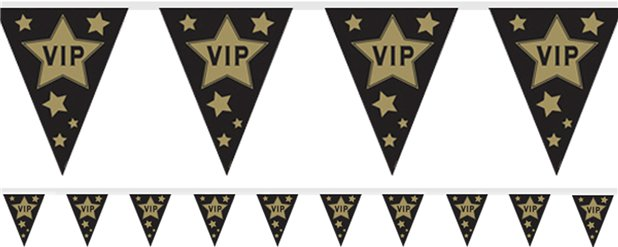 VIP Hollywood Girlande - 3,7m