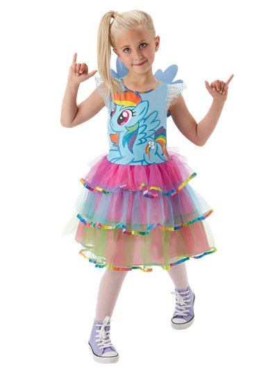 My Little Pony Rainbow Dash - Kinderkostüm
