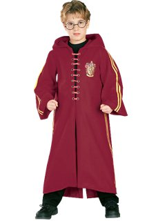 Harry Potter Quidditch-Umhang