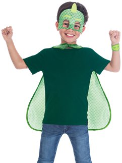 PJ Masks Gecko Cape-Set