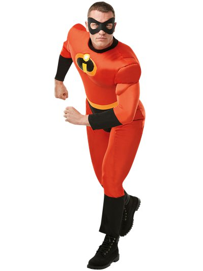 Premium Mr. Incredible - Erwachsenenkostüm