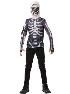 Fortnite Skull Trooper Set