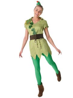 Peter Pan Frauen