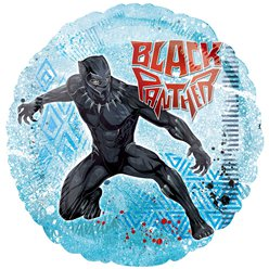 Black Panther - Folienballon 46cm