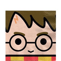 Harry Potter Comic - Papierservietten 33cm