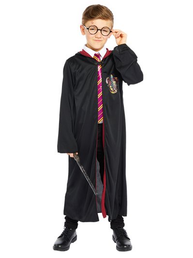 Harry Potter Kostüm-Set - Kinderkostüm