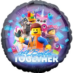 LEGO Movie 2 - Folienballon 46cm