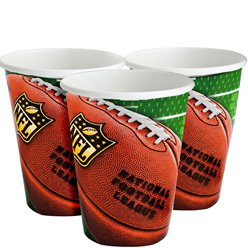 NFL American Football - Pappbecher 340ml