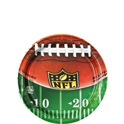 NFL American Football - Pappteller 17cm
