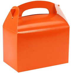 Orange Party Boxen