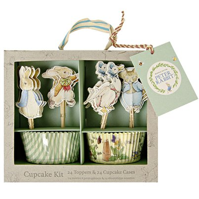 Peter Hase Muffin-Set