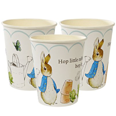 Peter Hase Pappbecher - 260ml
