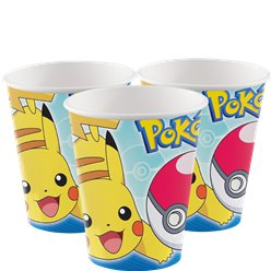 Pokémon - Pappbecher 266ml