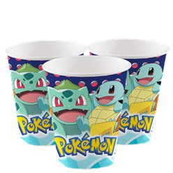 Pokémon Pappbecher 250ml