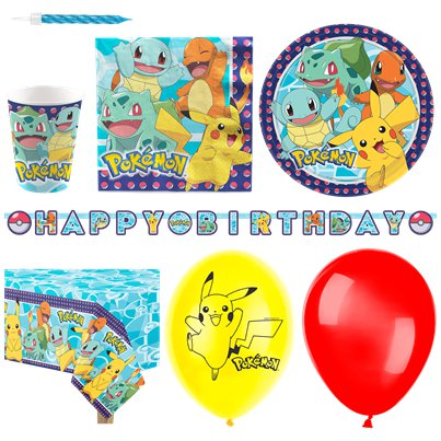 Pokémon - Premium Party-Set