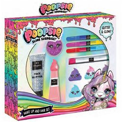 """Poopsie"" Haar- & Make-Up-Set"