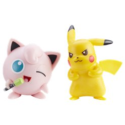 Pokémon Battle Figuren