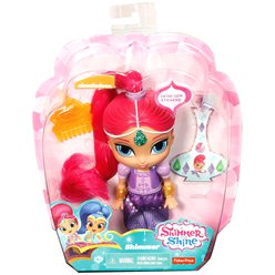 Shimmer & Shine Puppe