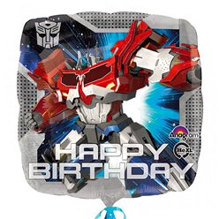 Transformers Prime - Folienballon 46cm
