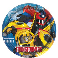 Transformers - Pappteller 23cm