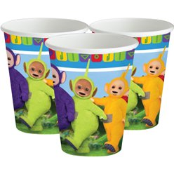 Teletubbies - Pappbecher 266ml