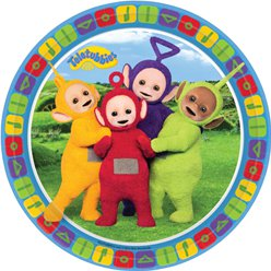 Teletubbies - Pappteller 23cm