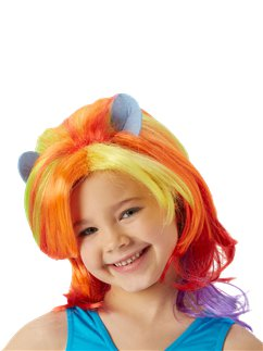 My Little Pony Rainbow Dash Perücke