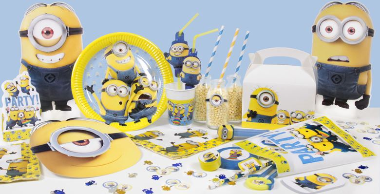 Minions Deko.Minions Party Deko Party City At