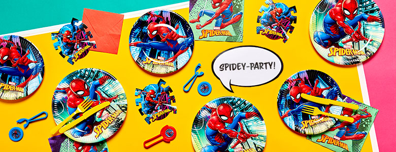 Spider-Man - Party Deko